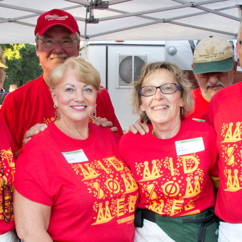 Volunteer at Concerts on the Square